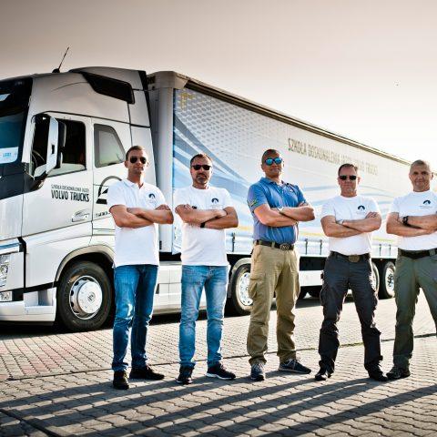 "Akcja CSR ""Profesjonalni kierowcy"": Wielton, Volvo Trucks, Renault Trucks, Continental, ERGO Hestia, MJM"